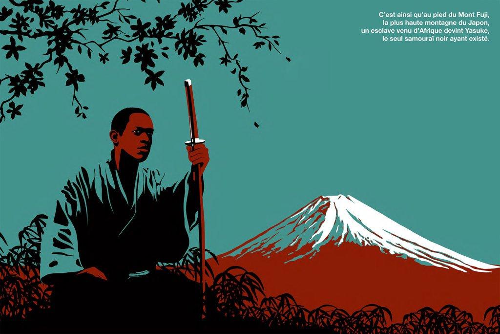 ясуке ясукэ афросамурай черный самурай афро-самурай история японии отвратительные мужики disgusting men