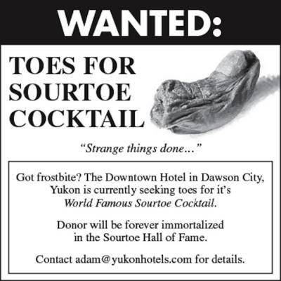 coctail toe палец для коктейлей аляска отвратительные мужики disgusting men