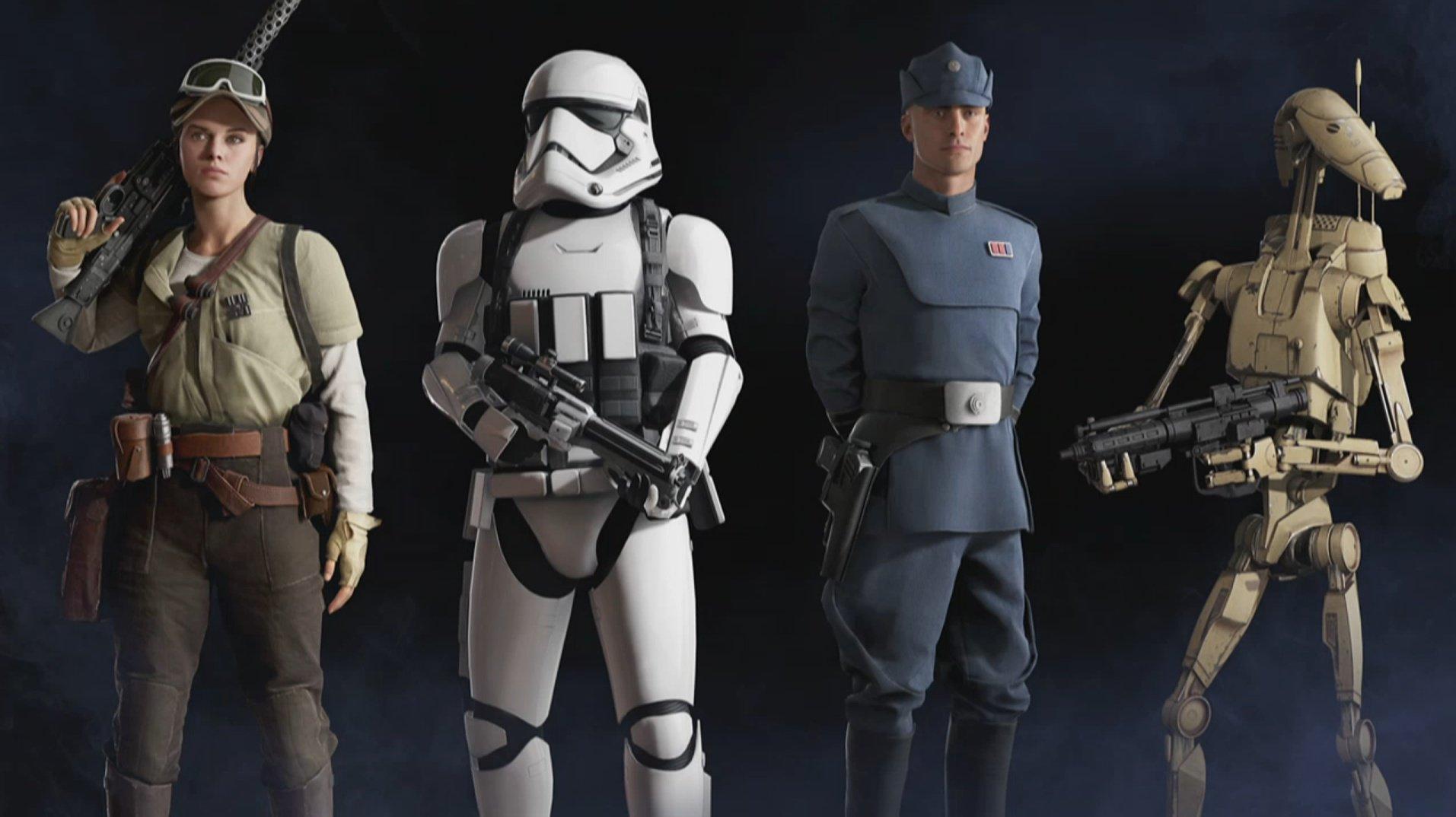 star wars battlefront ii e3 звездные войны 2017 отвратительные мужики disgusting men