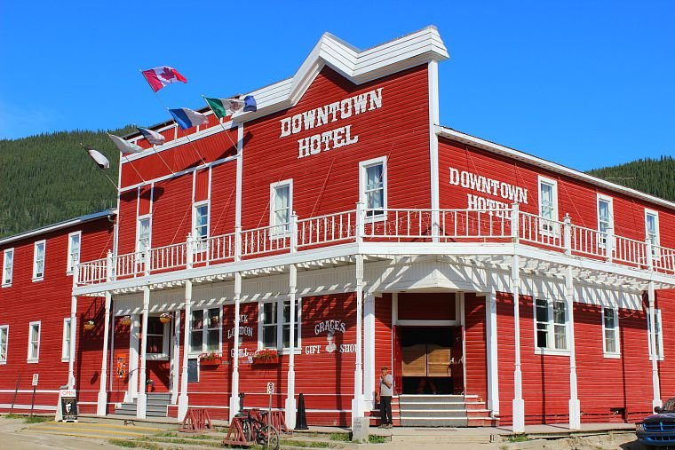 dawson city single guys Ryan almost single-­handedly kicked off the yukon's second  it's late in the day and one of the guys is running a  it's summer 2017 in dawson city, .