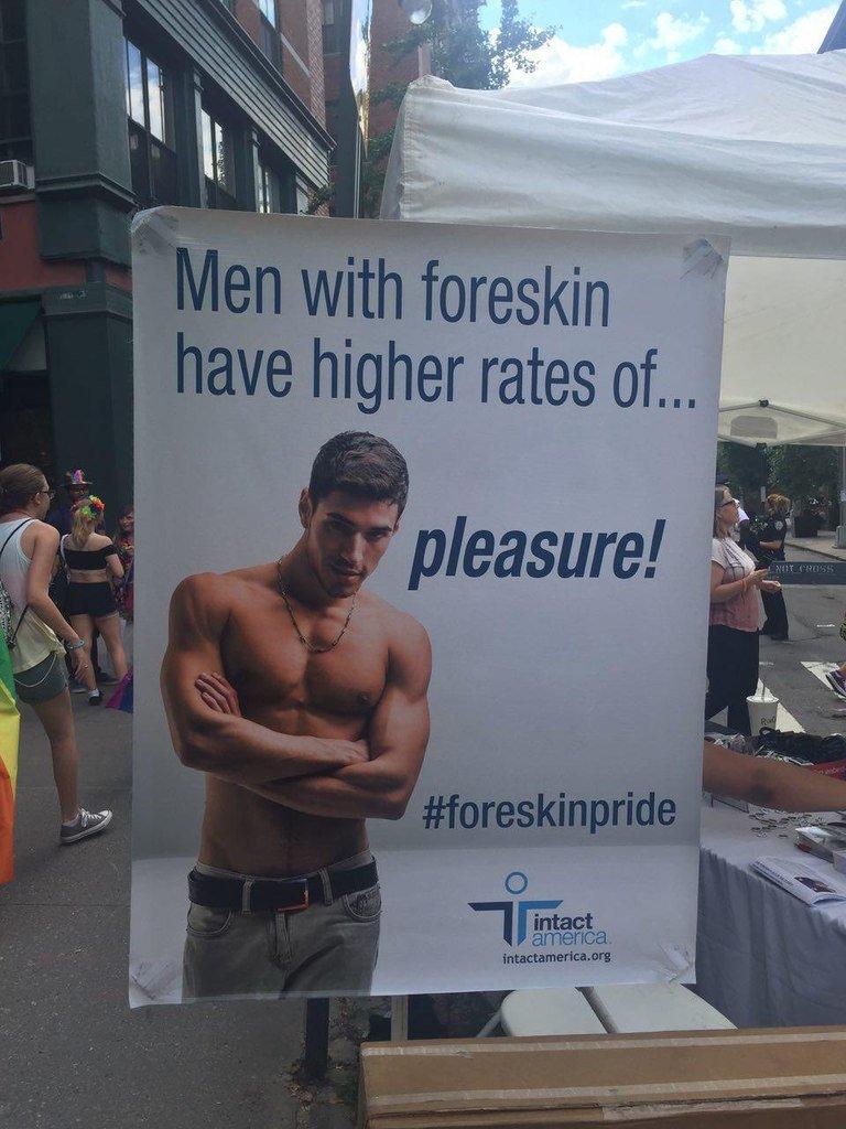 Необрезанные гей