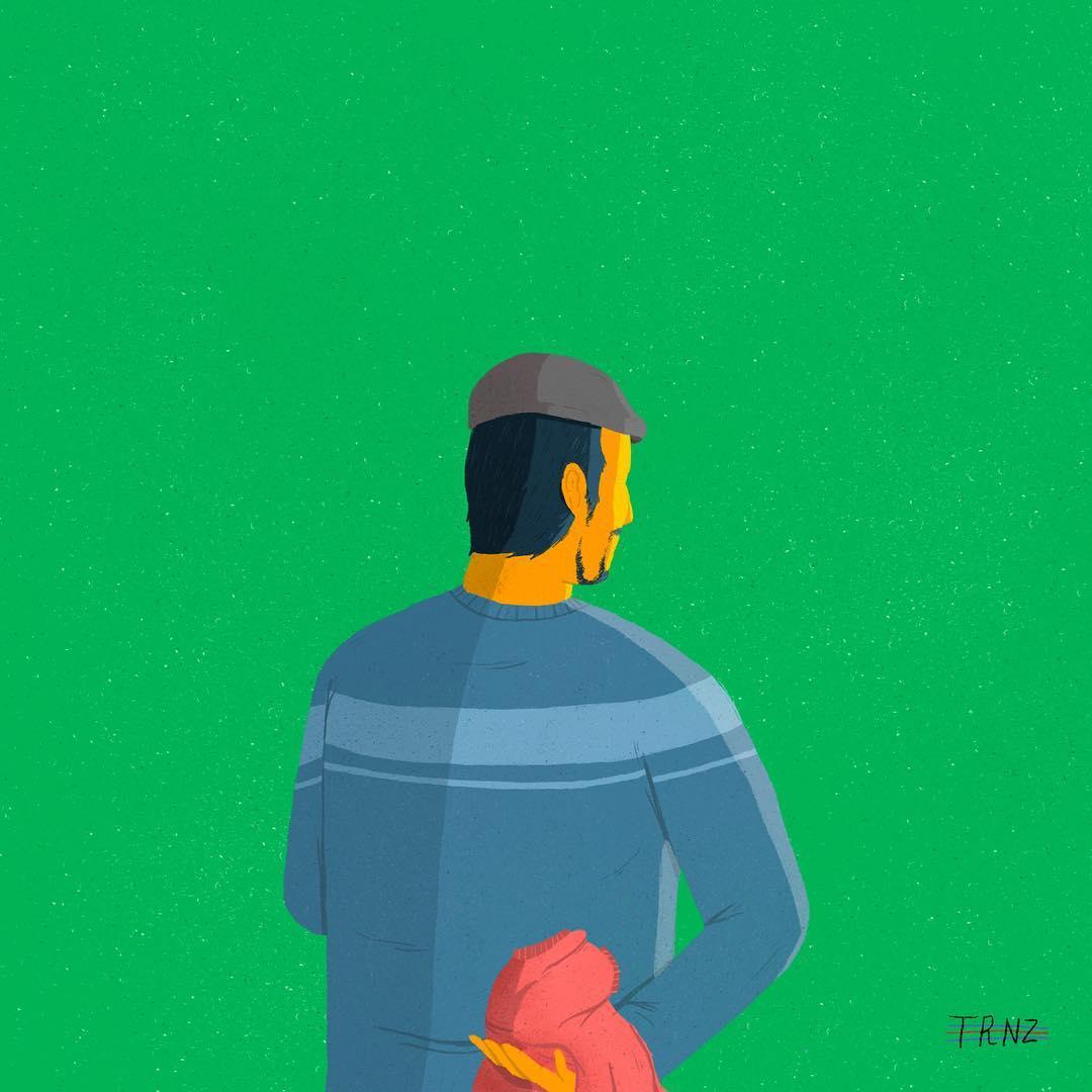 100 days of secrets #100daysofsecrets художник рисует секреты арт отвратительные мужики disgusting men