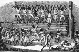 беговая дорожка история treadmill history уильям кьюбит викторианская англия отвратительные мужики disgusting men