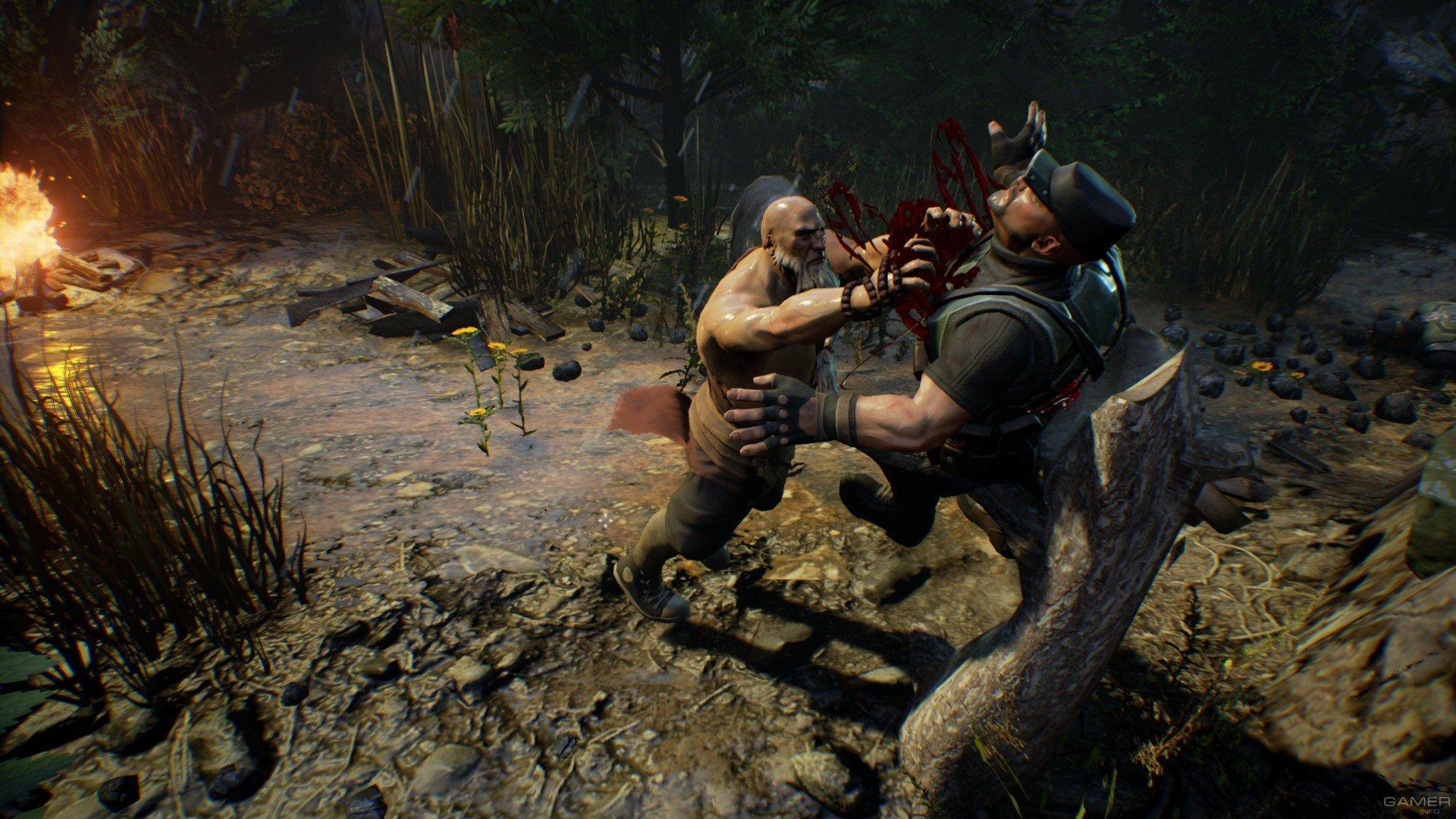 redeemer игра обзор review стрим