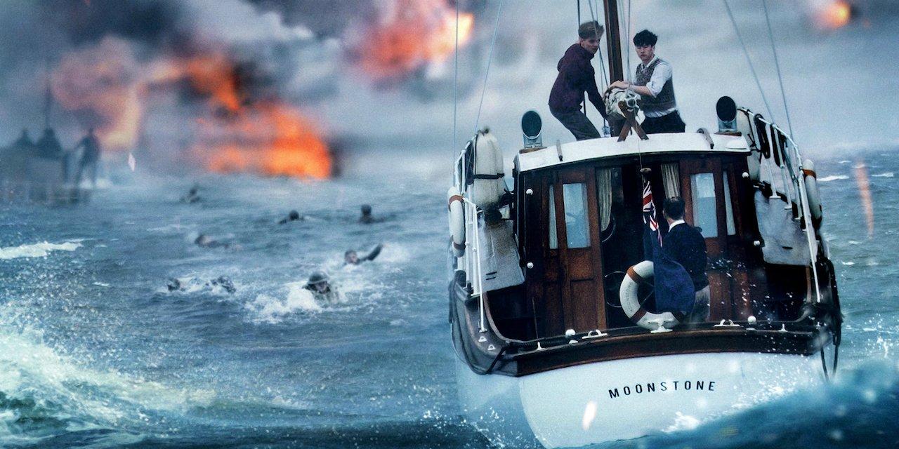 дюнкерк кристофер нолан обзор премьера dunkirk
