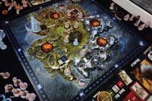 blood rage boardgame review обзор настольная игра кровь и ярость