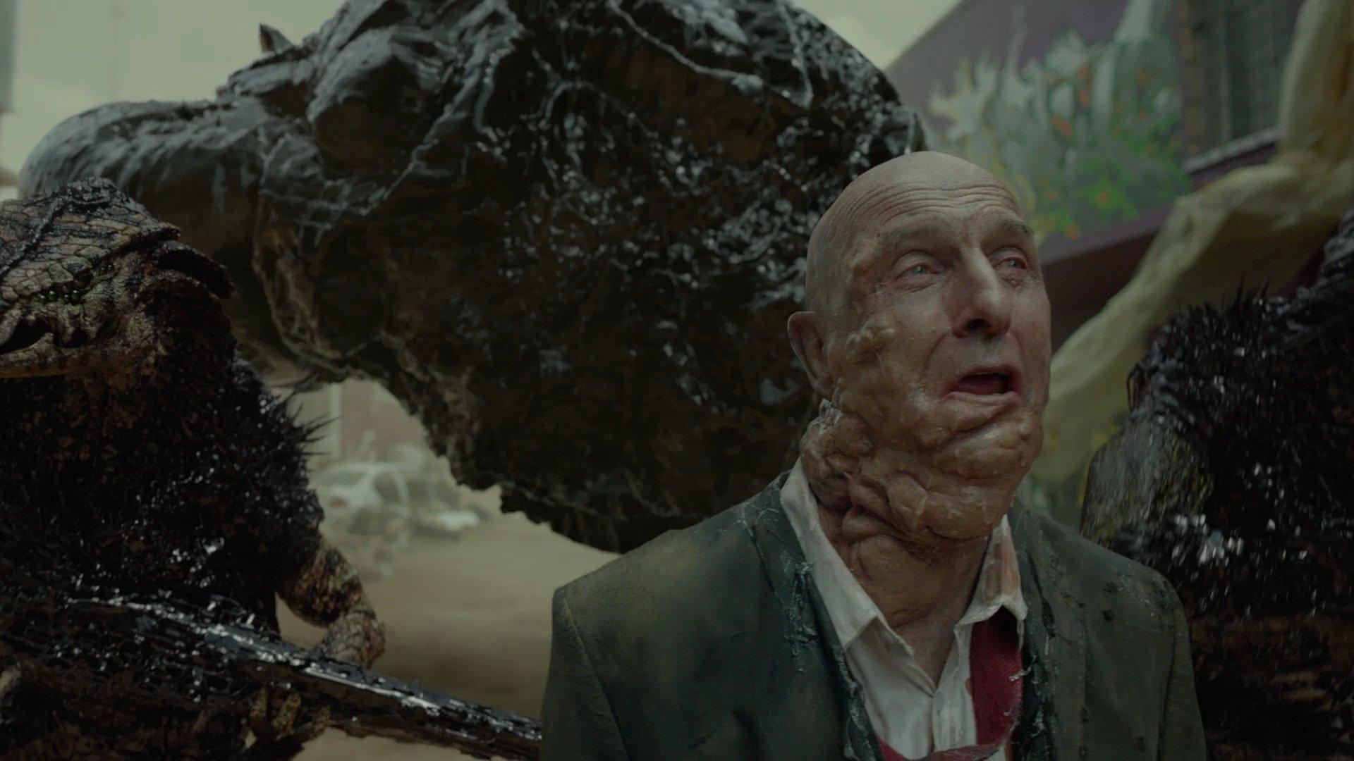 нил бломкамп короткометражки Oats Studios песочница для фантастов отвратительные мужики disgusting men