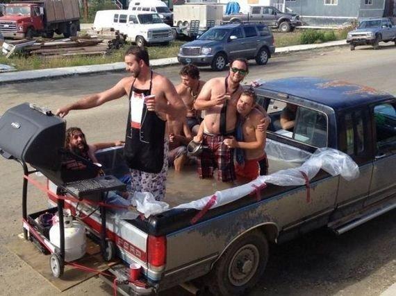 реднеки смекалка реднека redneck ingenuity отвратительные мужики disgusting men