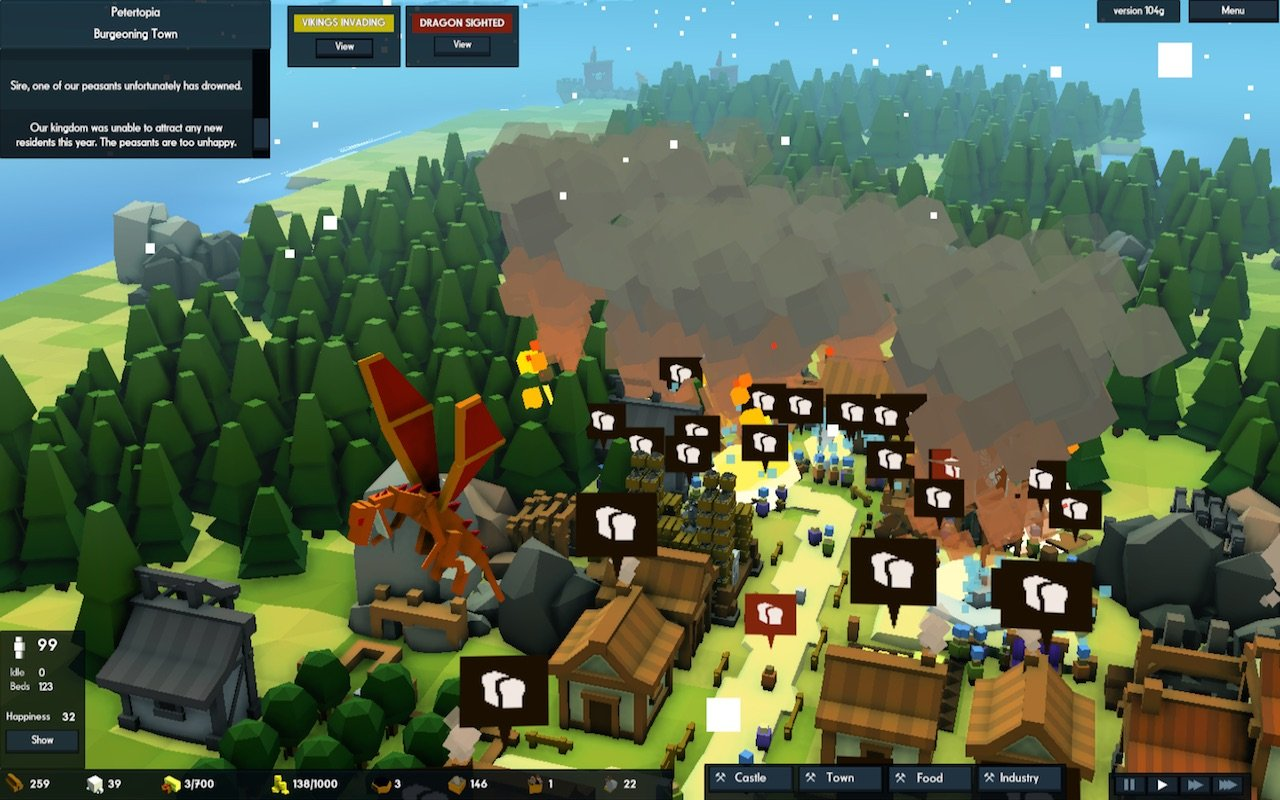 kingdoms and castles mac обзор review рецензия