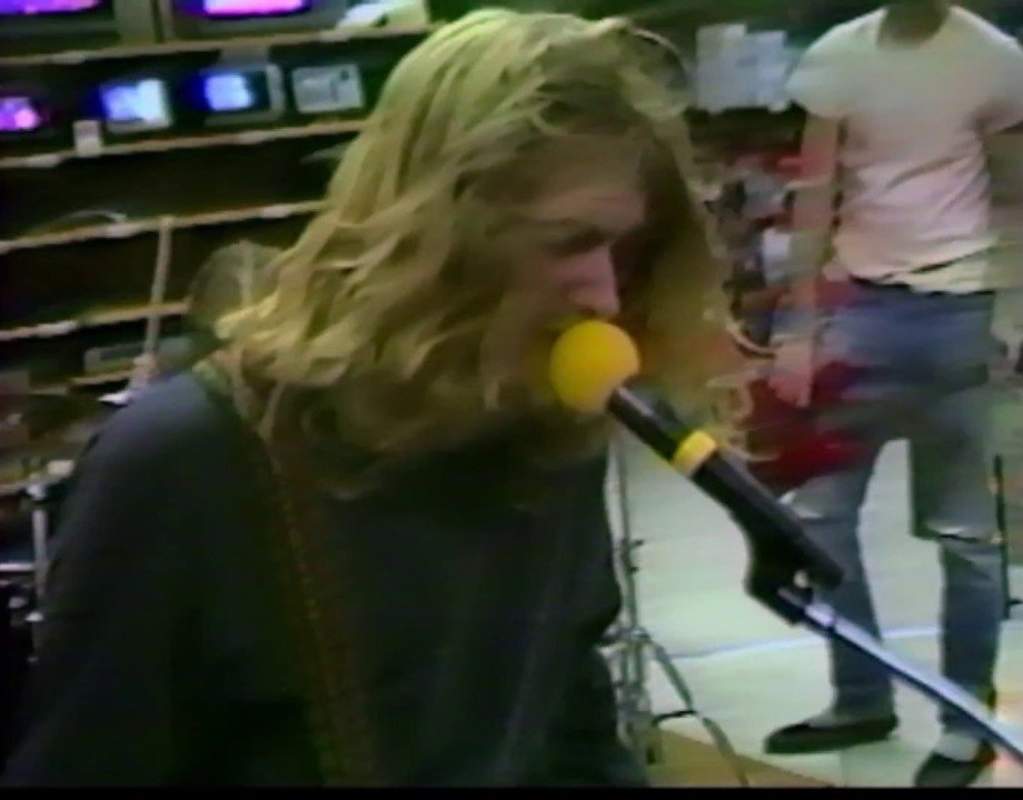nirvana ted ed fred paper cuts unreleased video 1988