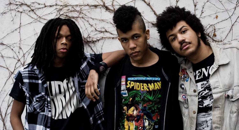 черный панк-рок афропанк radkey хардкор отвратительные мужики disgusting men