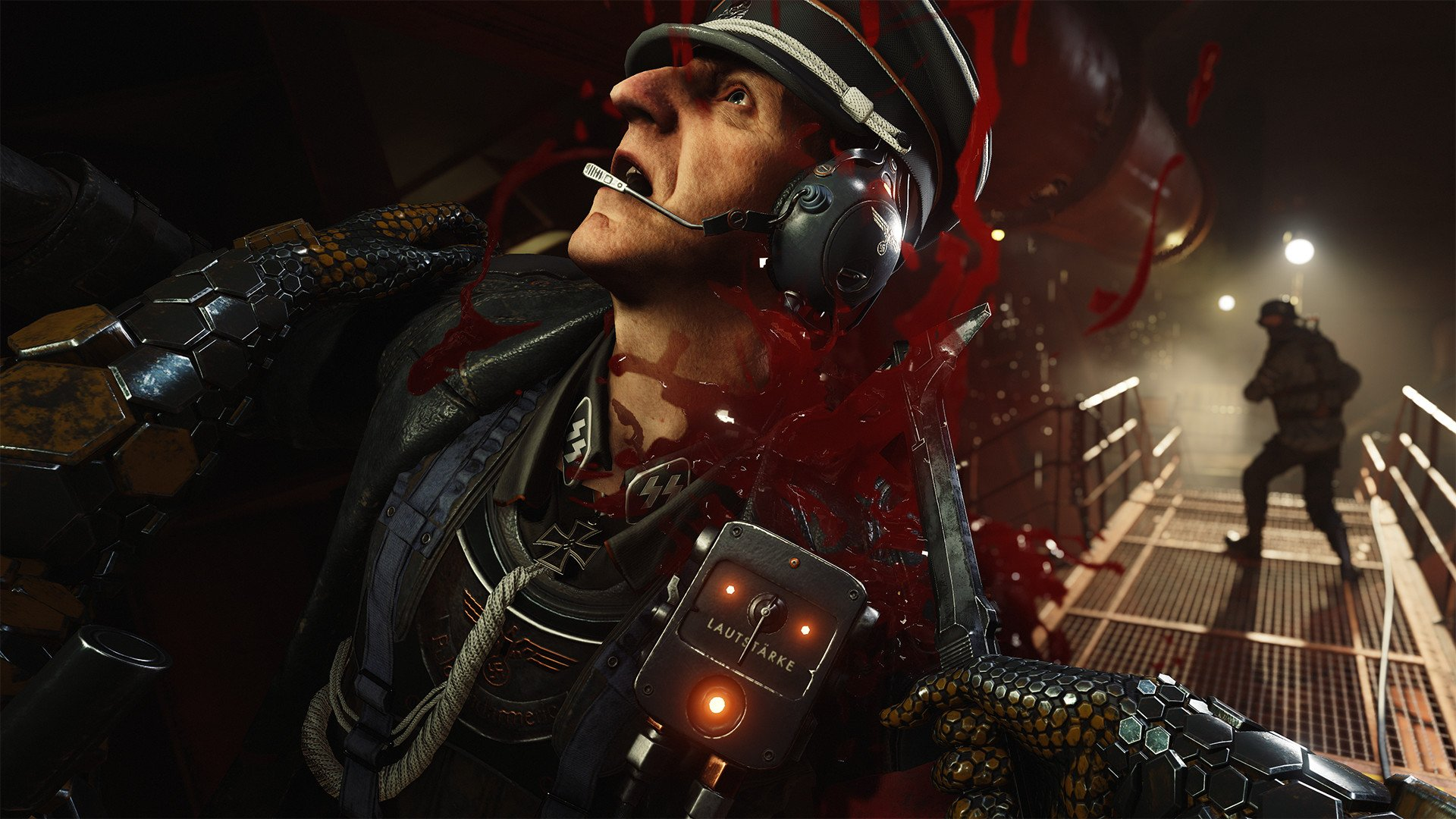 wolfenstein 2 the new colossus обзор превью