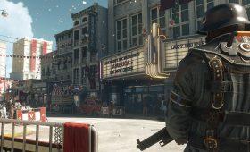 Два часа в Wolfenstein 2: The New Colossus — возвращение в мир победившего Гитлера. Видео