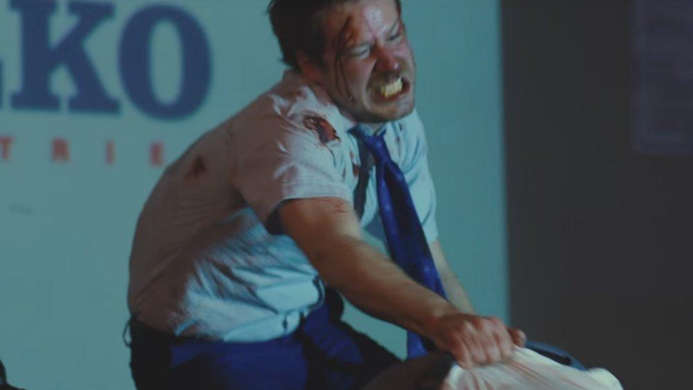 эксперимент офис рецензия the belko experiment отвратительные мужики disgusting men