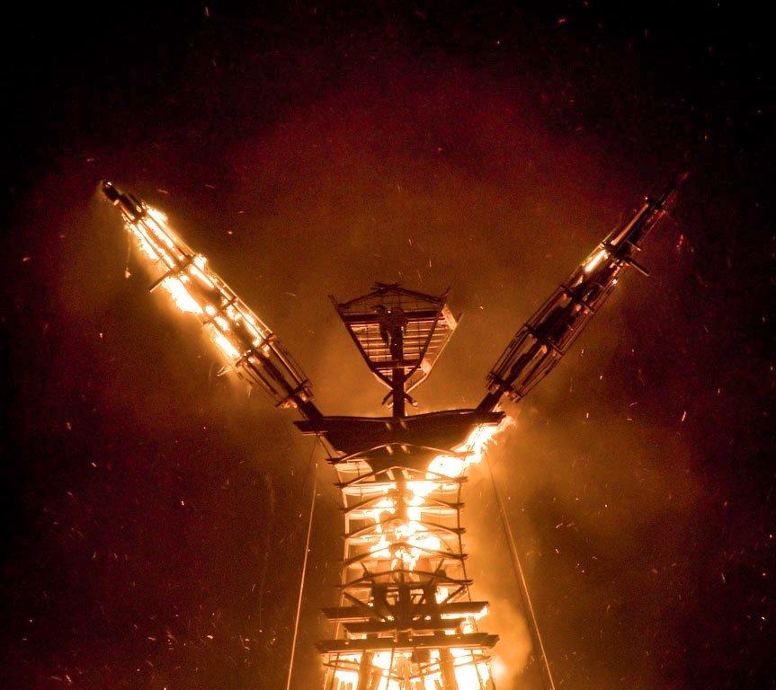 burning man бернинг мен