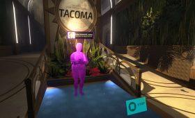Космическая ЛГБТ-комедия в трех действиях. Рецензия на Tacoma
