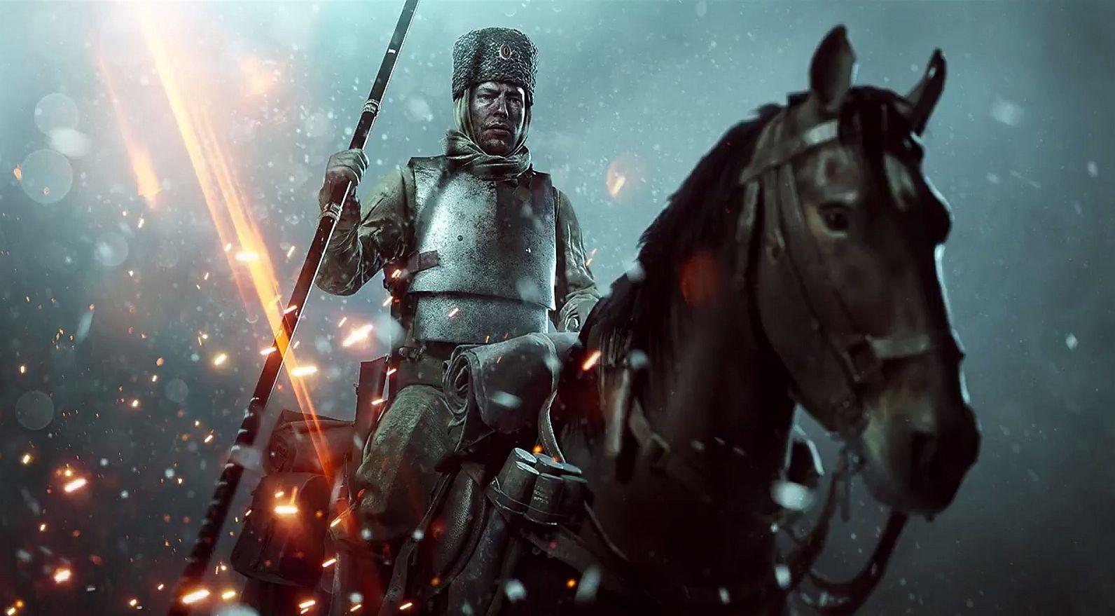 дополнение Battlefield 1: In the Name of the Tsar рецензия gamescom отвратительные мужики disgusting men