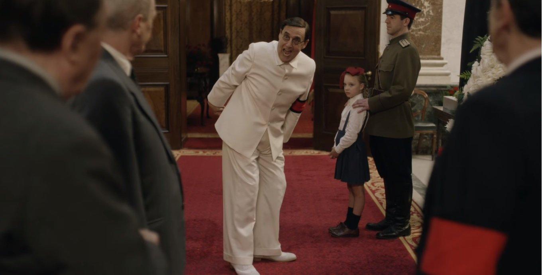 комедия смерть сталина фильм 2017 death of stalin отвратительные мужики disgusting men