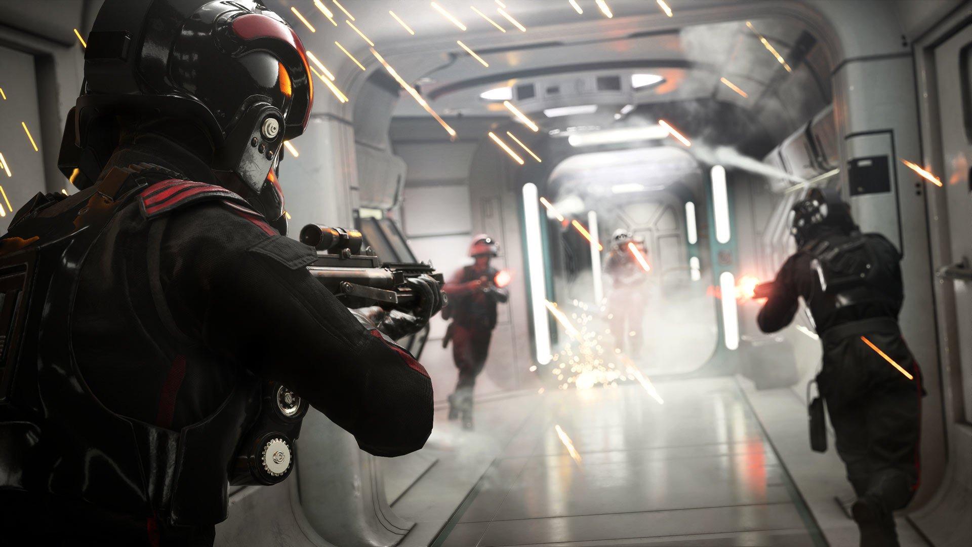 star wars battlefront 2 обзор превью preview