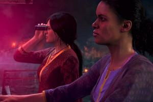 Рецензия на Uncharted: The Lost Legacy отвратительные мужики disgusting men