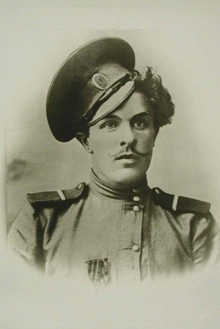 Козьма Крючков — первый русский герой Первой мировой