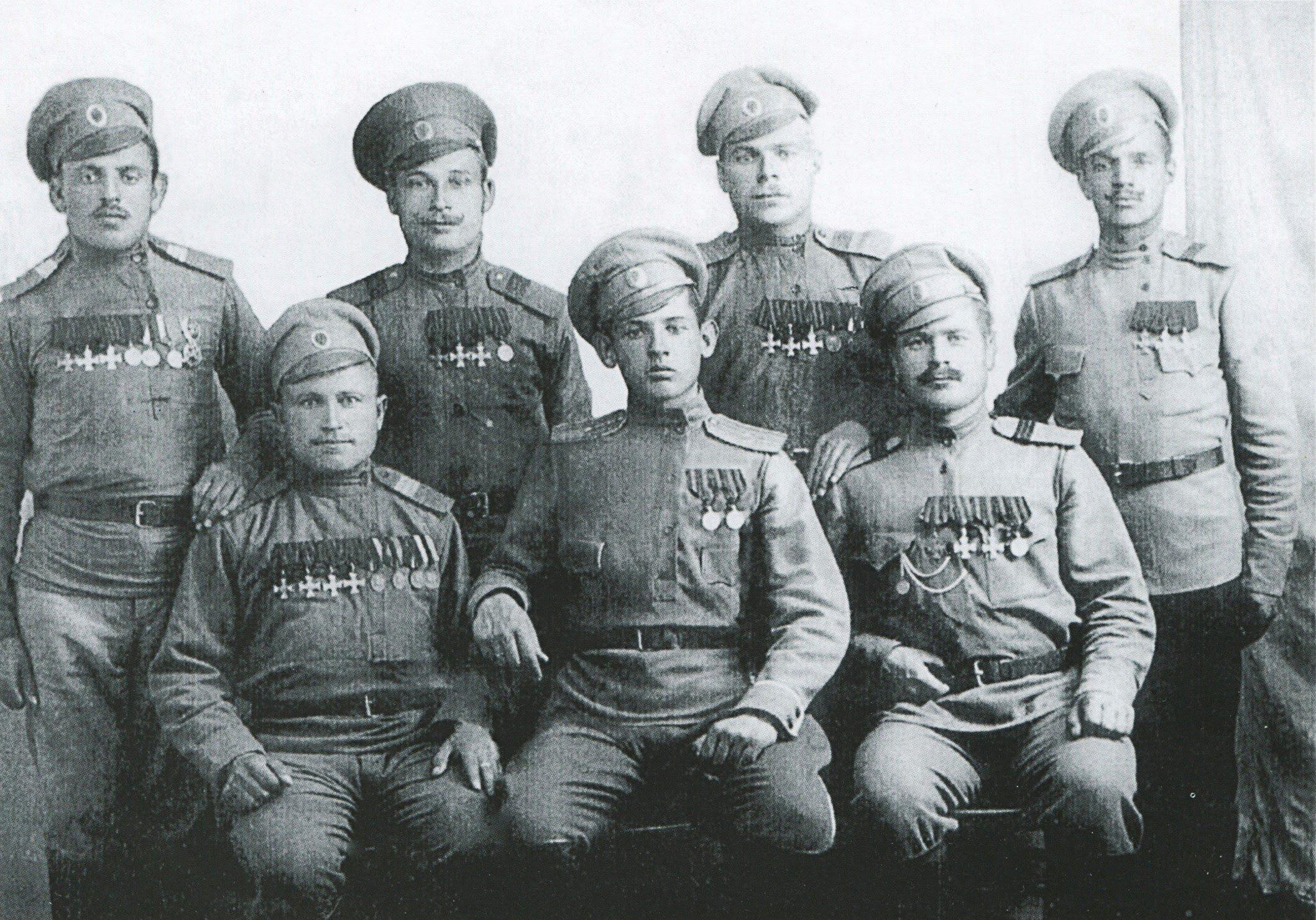 козьма крючков первый герой первой мировой войны казак отвратительные мужики disgusting men