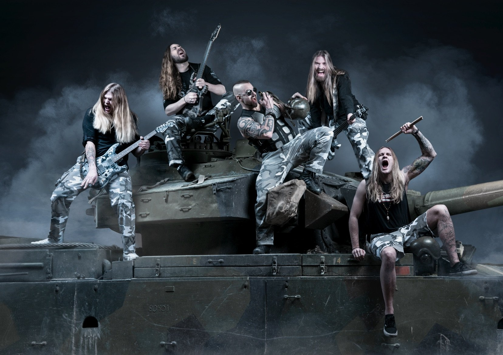 sabaton world of tanks интервью