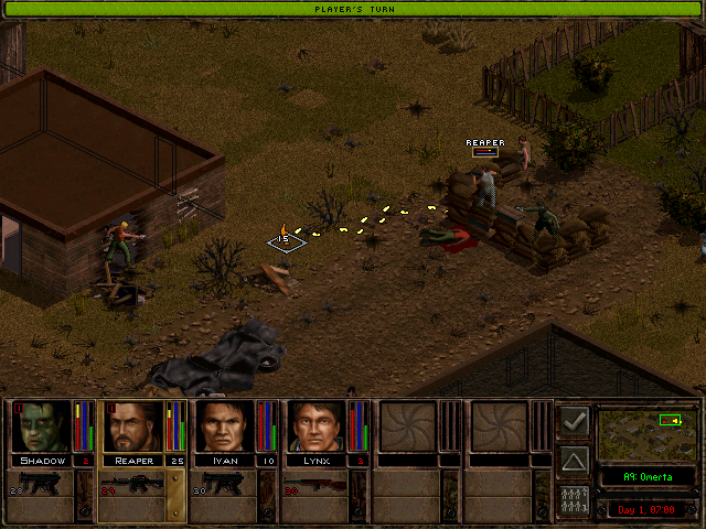 jagged alliance 2 стрим