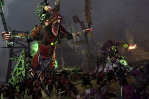 Total War Warhammer 2 — Стрим на Disgusting Men