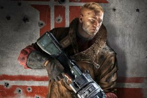 Wolfenstein the New Colossus Стрим Обзор