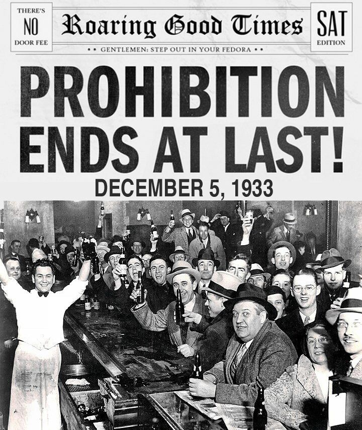 an analysis of prohibiton in the united states during 1920s Prohibition: prohibition, legal prevention of the manufacture, sale, and transportation of alcoholic beverages in the united states from 1920 to 1933.