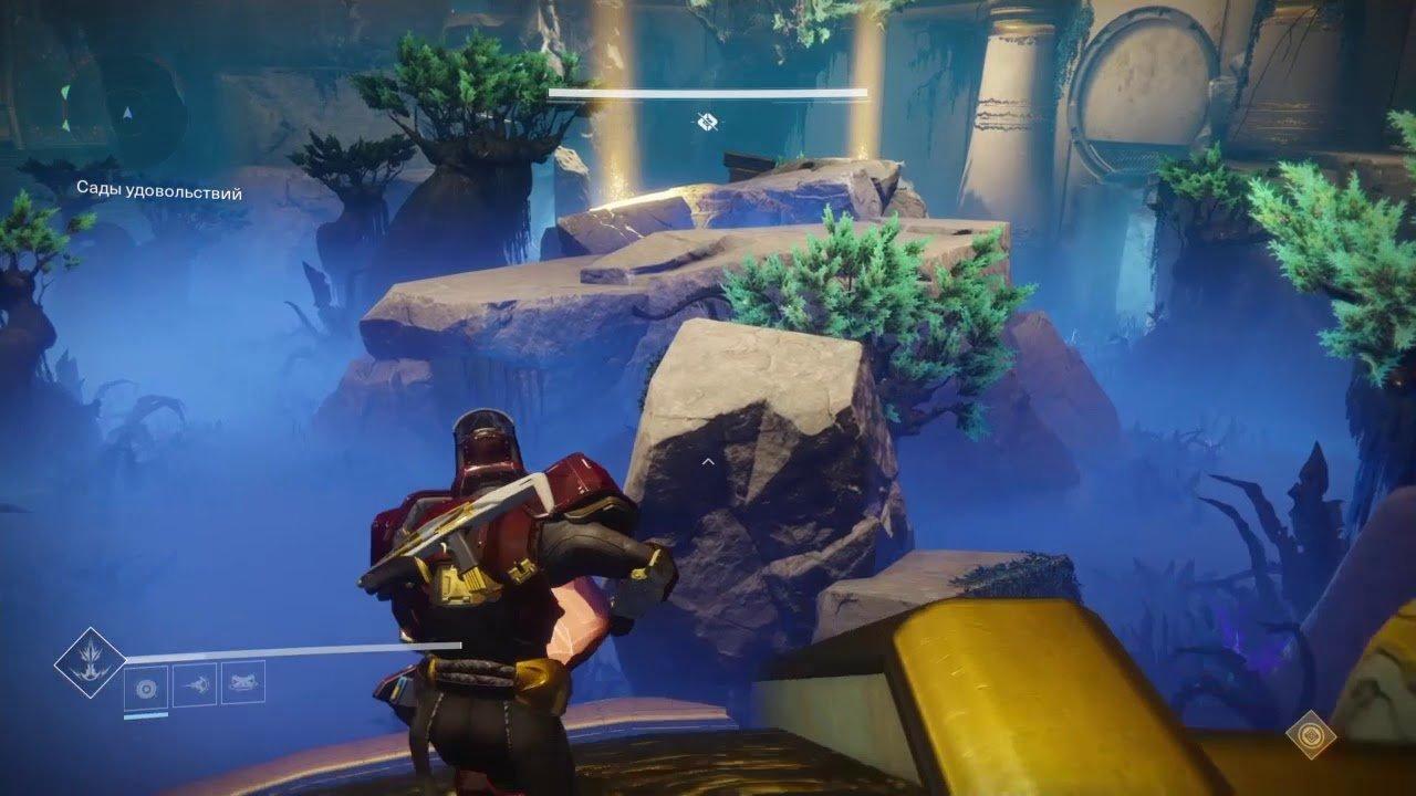 Destiny 2 PC ПК Прохождение Советы Обзор Пистолет Натиск