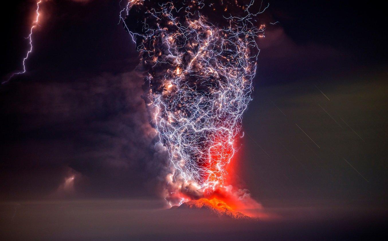 грязная гроза вулканы молнии молния бьет в вулкан отвратительные мужики disgusting men