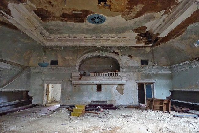 фото заброшенный храм масонов масонский храм abandoned masonic temple jim sallivan отвратительные мужики disgusting men