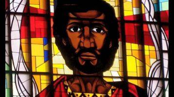 Иисус был черным