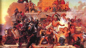 Как 160 испанцев умудрились перебить 7000 индейцев?