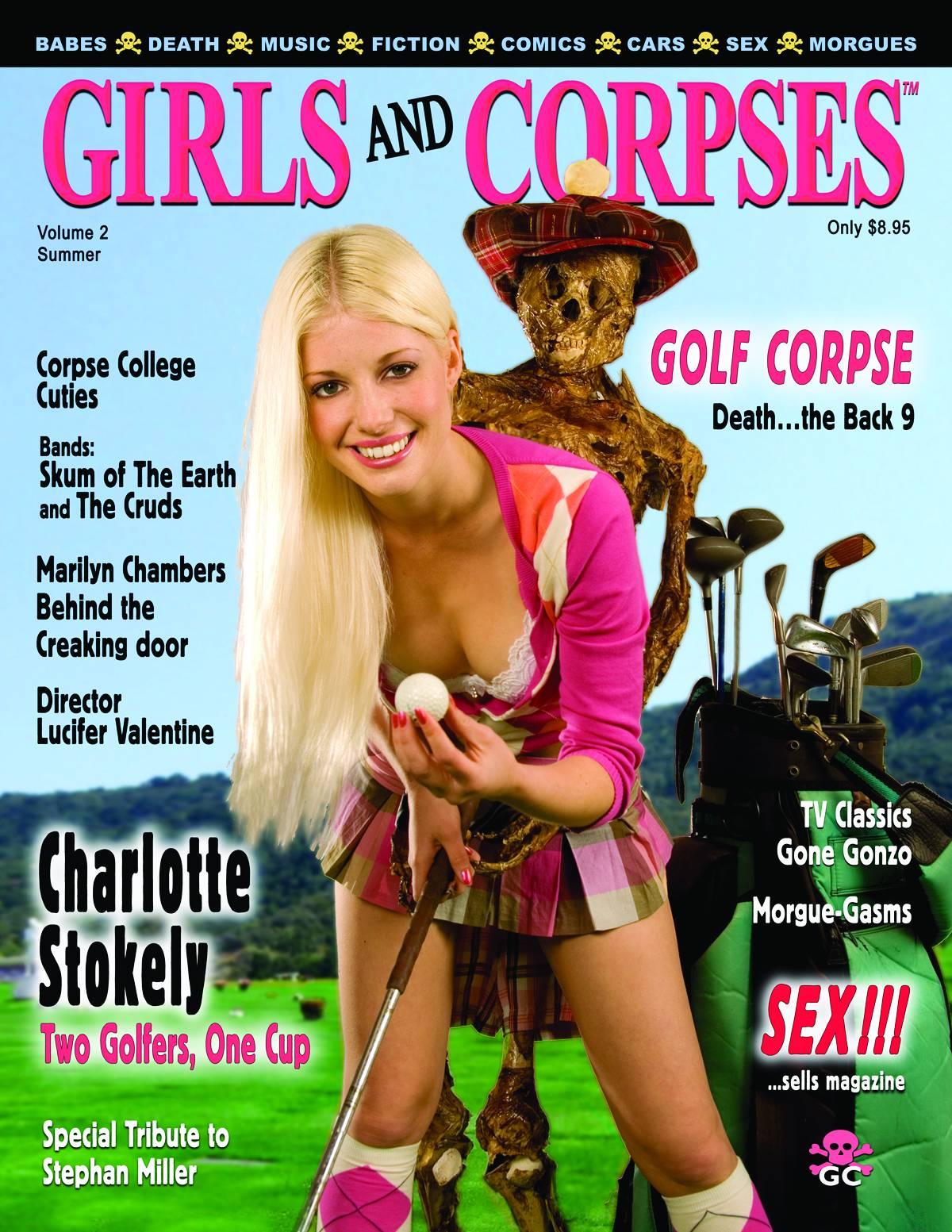 эротический журнал girls and corpses magazine телки и трупы отвратительные мужики disgusting men