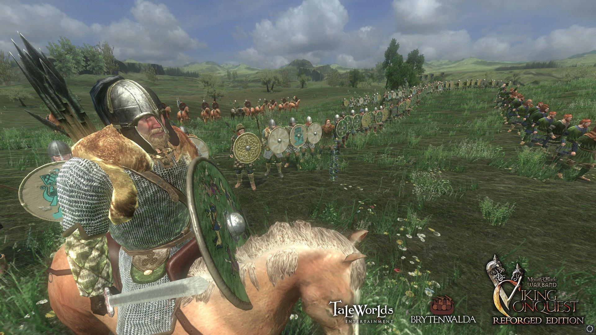 случайные обзоры Mount & Blade: Warband - Viking Conquest отвратительные мужики disgusting men
