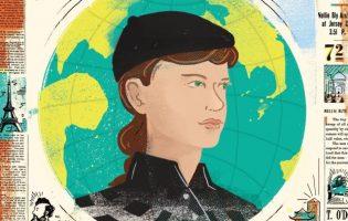 Нелли Блай — настоящая валькирия журналистики, которая обогнула Землю за 72 дня
