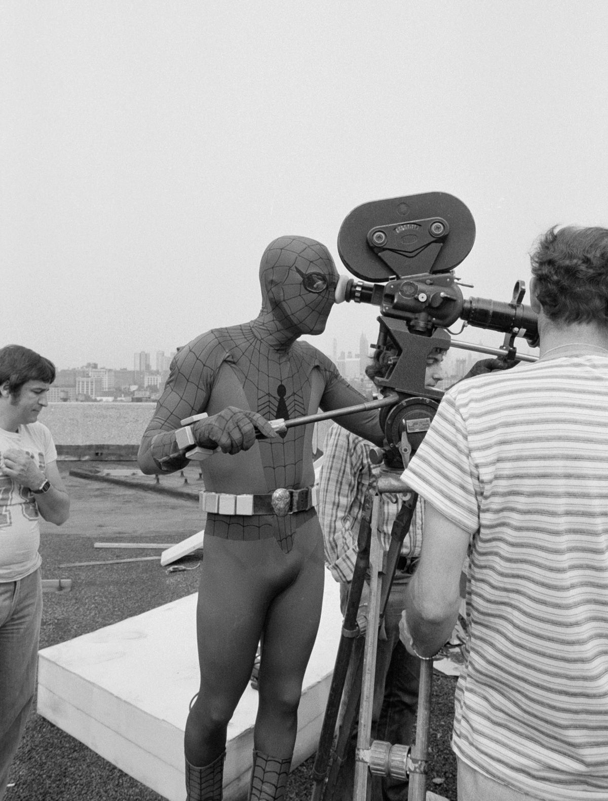 спайдермен человек-паук 1977 фото со съемок отвратительные мужии disgusting men