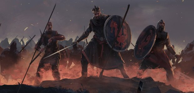 Total War Saga: Thrones of Britannia отвратительные мужики disgusting men