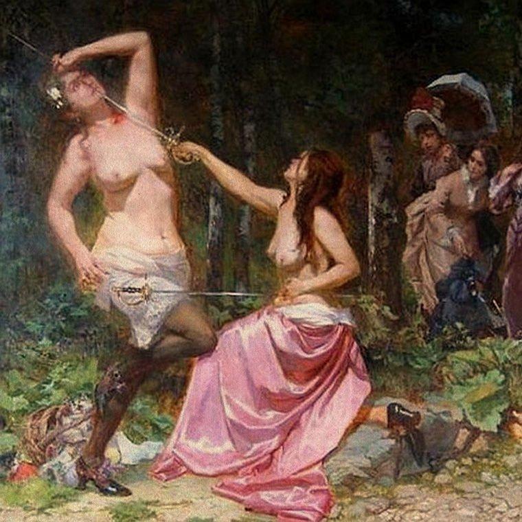 женские дуэли отвратительные мужики disgusting men