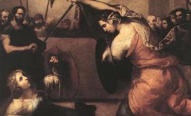 Женские дуэли — история поединков, которые были кровожаднее, чем мужские