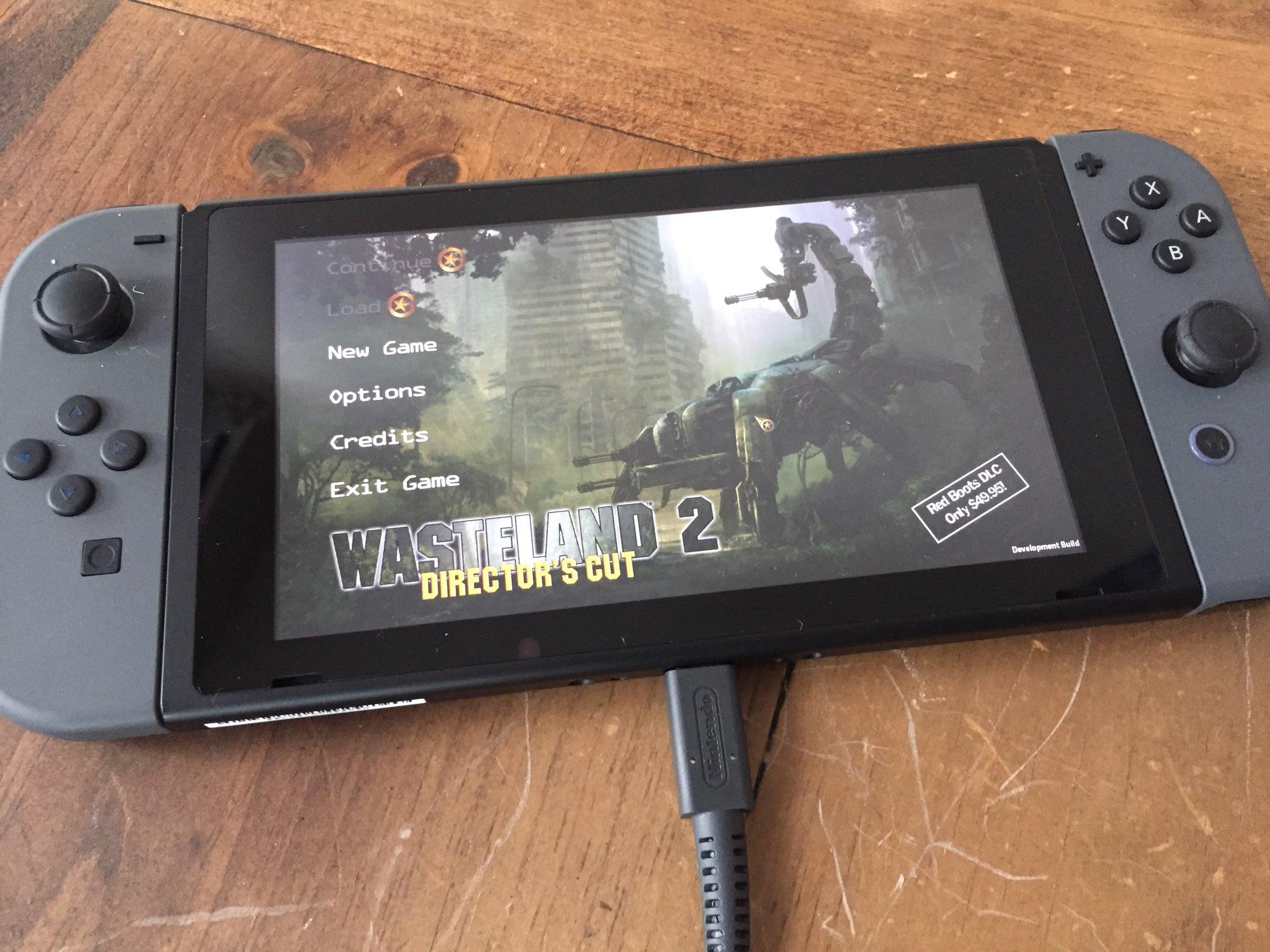 Waasteland 2 Nintendo Swtich — Игры для Switch