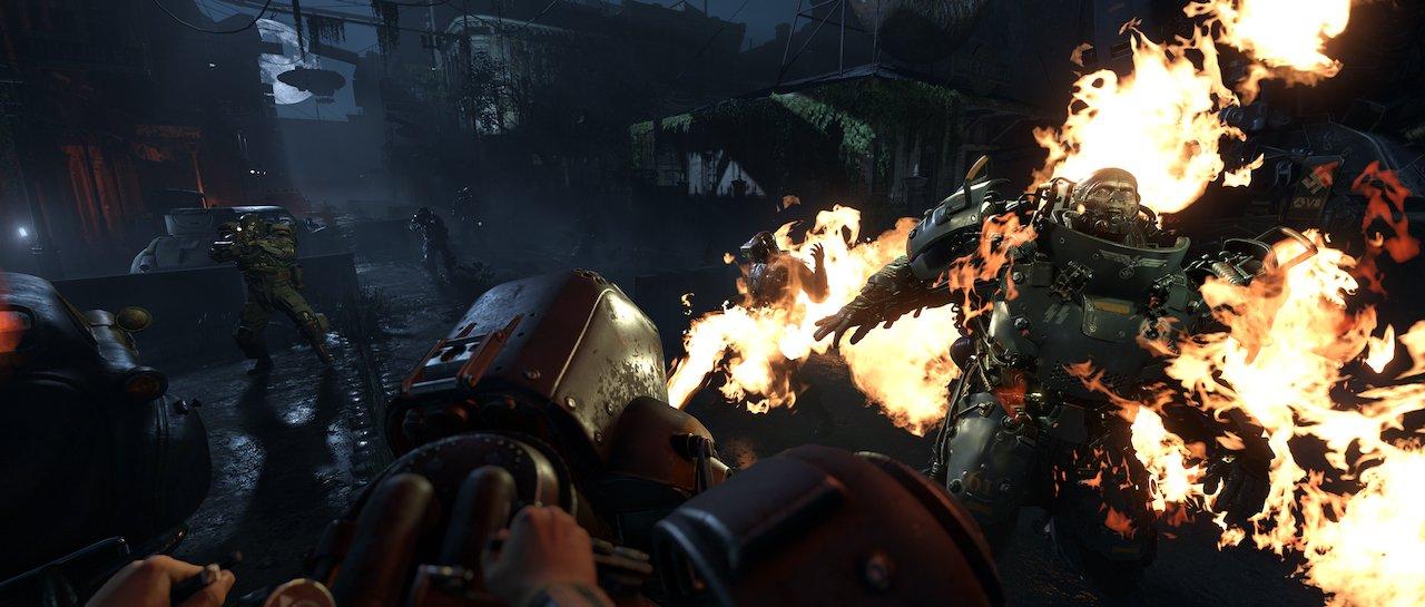 Wolfenstein 2 The New Colossus — Лучшие игры 2017 — Disgusting Men — Отвратительные мужики