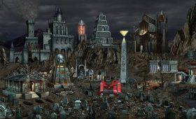 Тест: сможете ли вы понять, где здание из Heroes 3, а где — метал-группа?