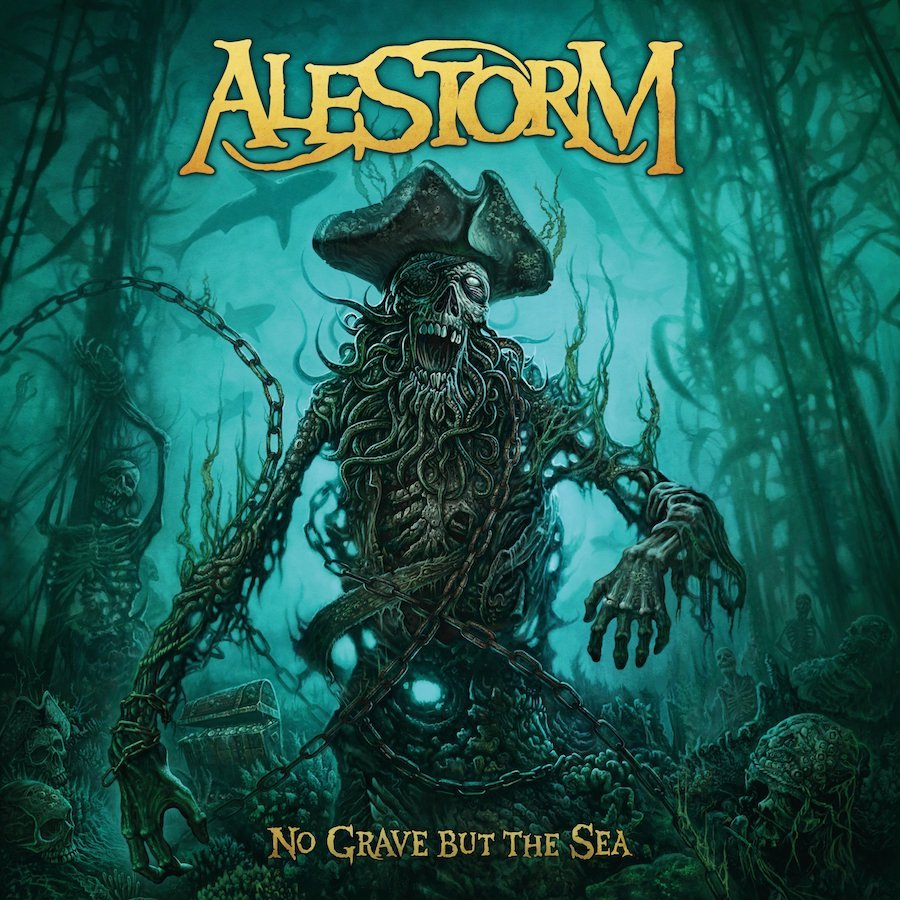 Лучшие музыкальные альбомы 2017 года — Alestorm — Отвратительные мужики — Итоги года
