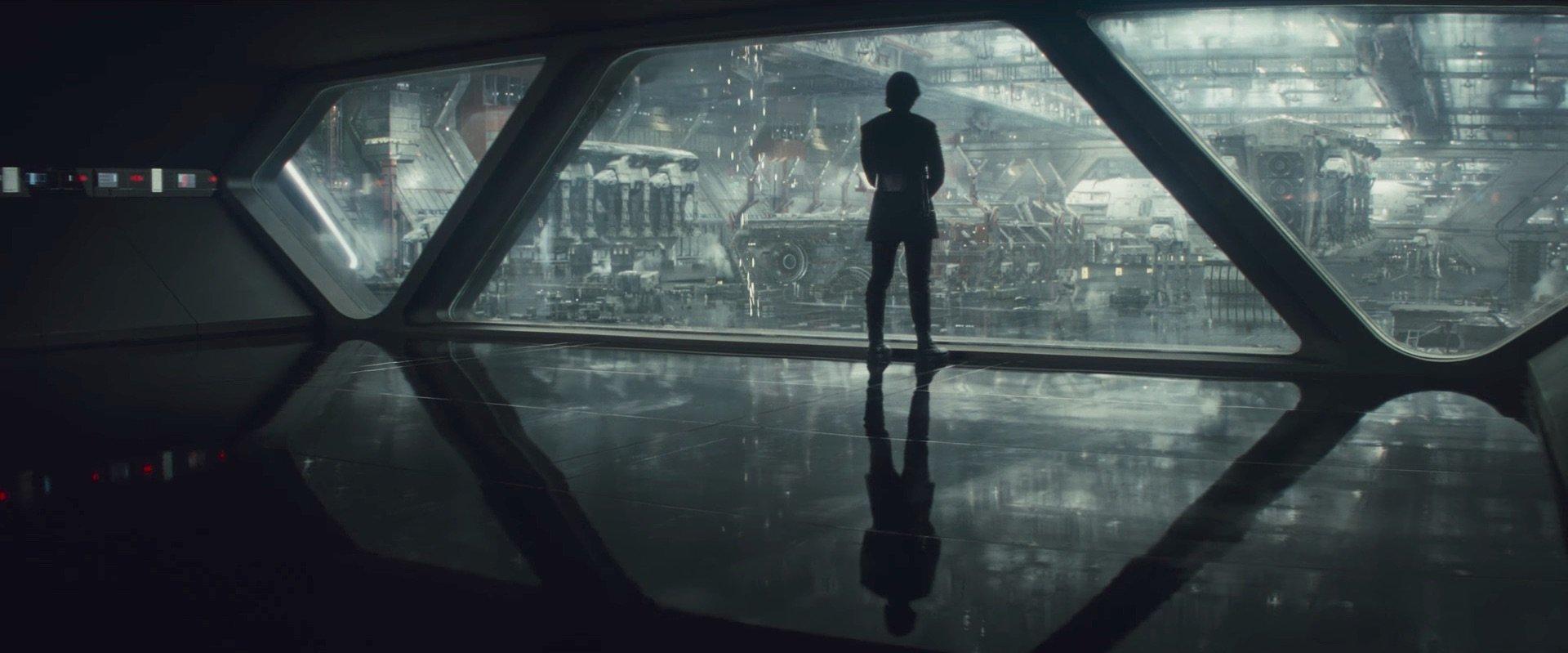 Звездные войны Последние джедаи — Рецензия — Обзор — Премьера — Star Wars th Last Jedi