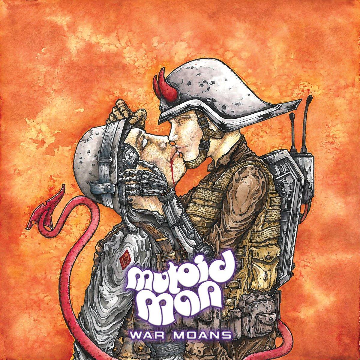 Лучшие музыкальные альбомы 2017 года — Mutoid Man War Moans — Отвратительные мужики — Итоги года