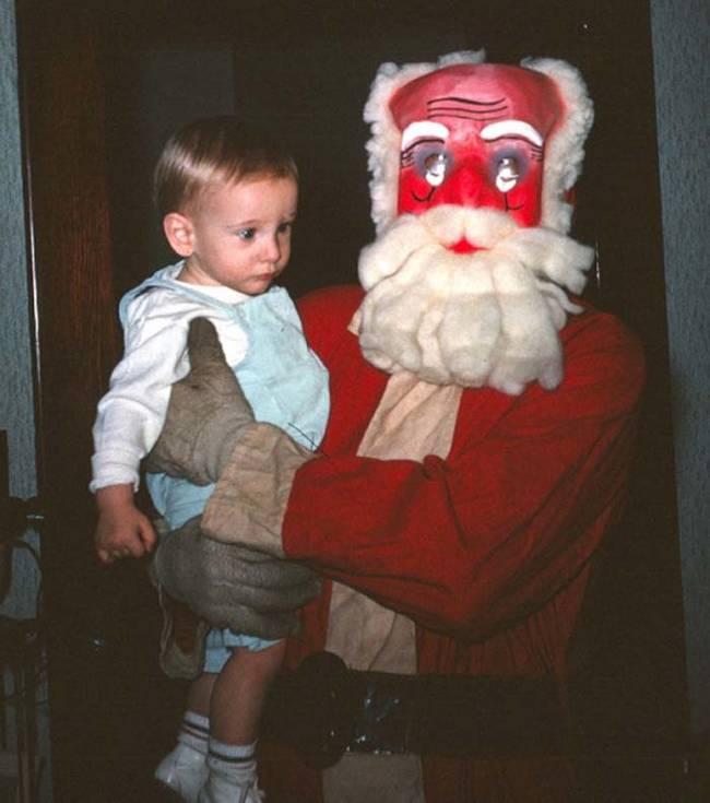 creepy santa жуткий санта злой санта отвратительные мужики disgusting men